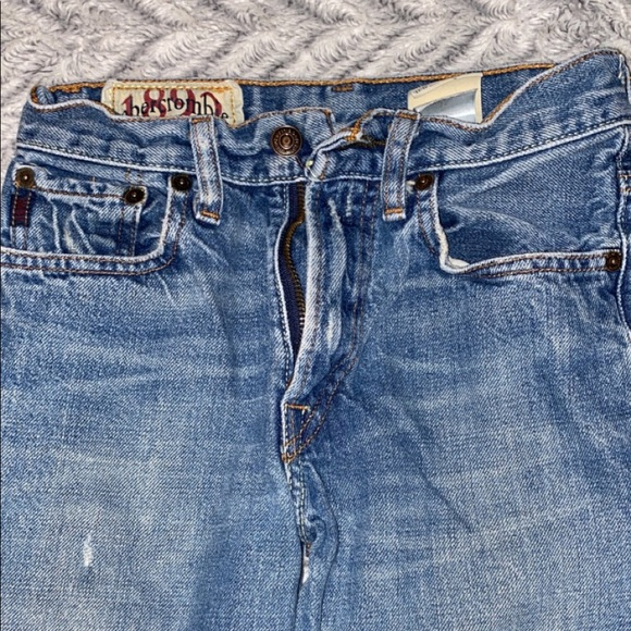 Abercrombie & Fitch size 10 jeans